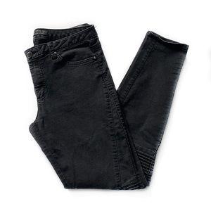 Zara • Z1975 Moto Skinny Jeans